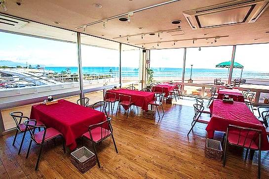 道の駅「パーク七里御浜」 レストラン