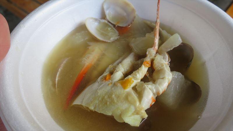 海鮮味噌汁