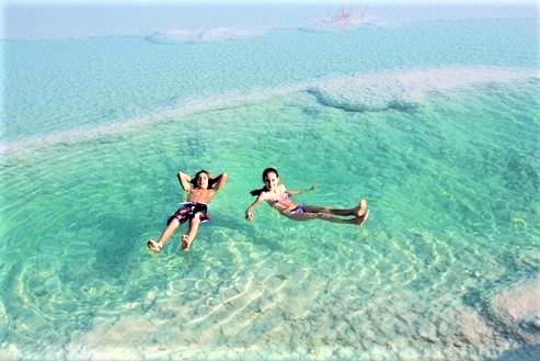 イスラエル 死海