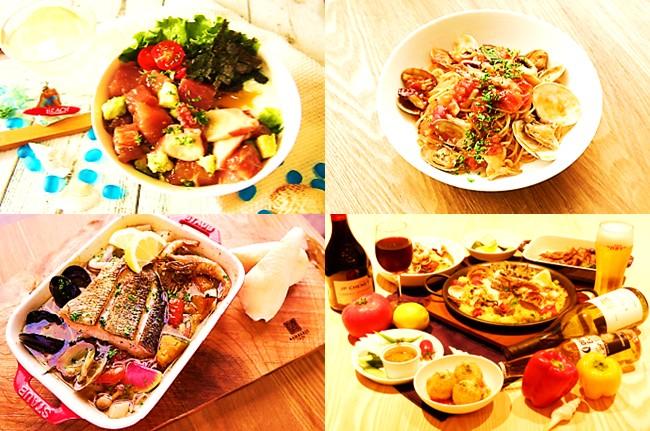 道の駅「海の京都宮津」 おさかなキッチンのメニュー例