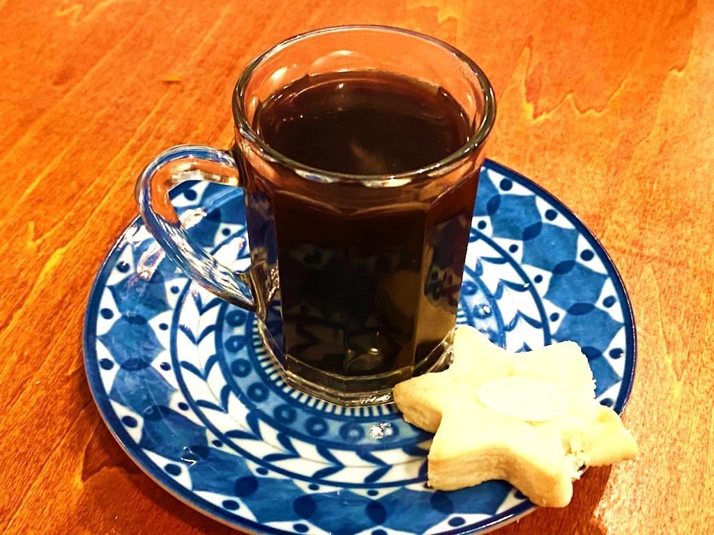 イスラエル料理シャマイム アラビックコーヒー