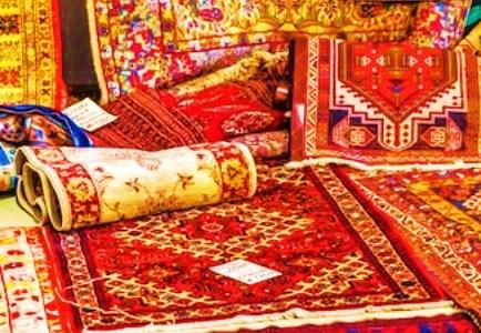 イラン ペルシャ絨毯