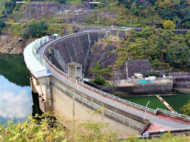 京都みなみやましろ 高山ダム