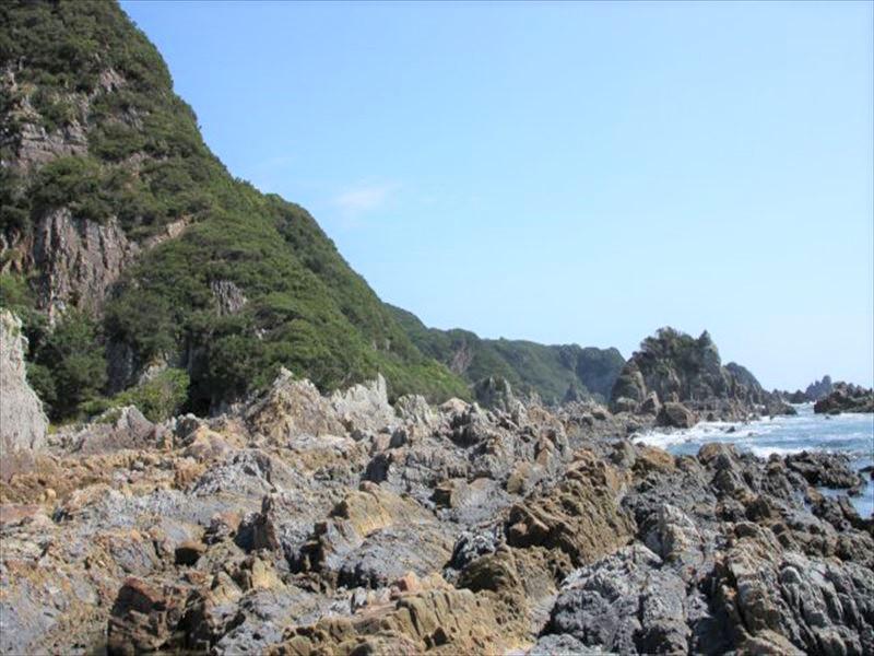 和歌山 串本 荒船海岸(串本町HPより)