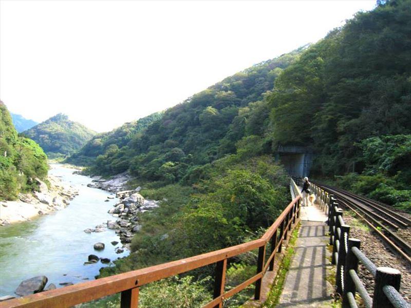 京都みなみやましろ 東海自然歩道
