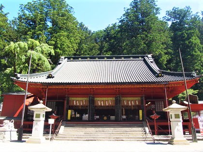 栃木日光 二荒山神社