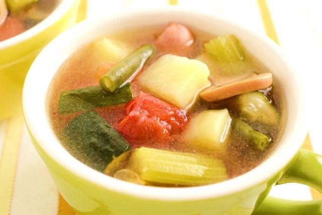 オールスパイス 野菜スープ