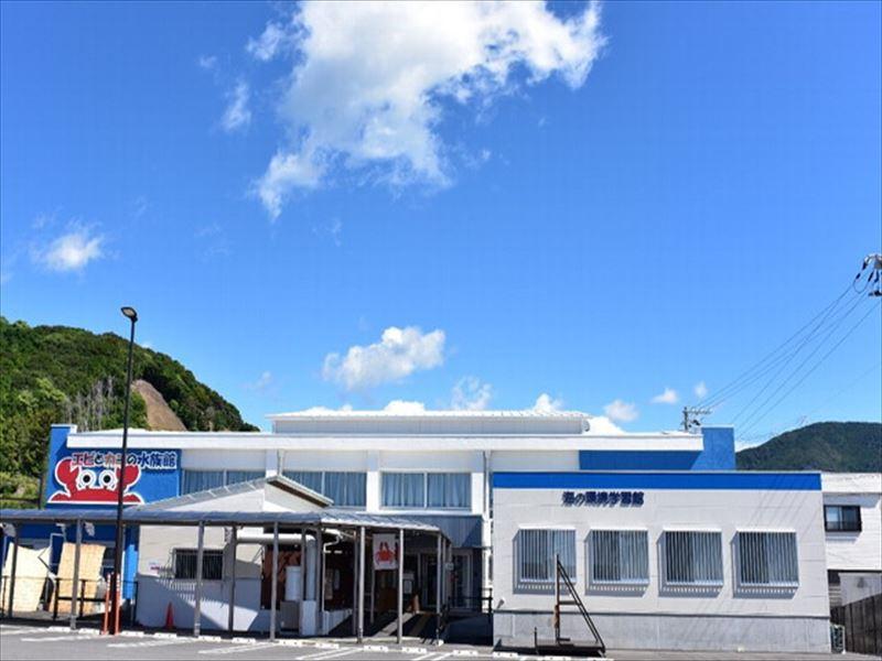 和歌山 道の駅すさみ 水族館