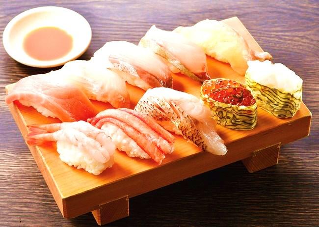 京王百貨店 新宿店 東西有名寿司