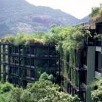 ジェフリー・バワのホテル ヘリタンス・カンダラマ