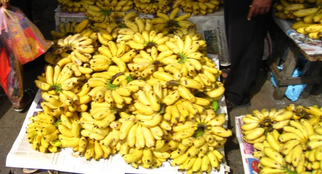 スリランカ バナナ
