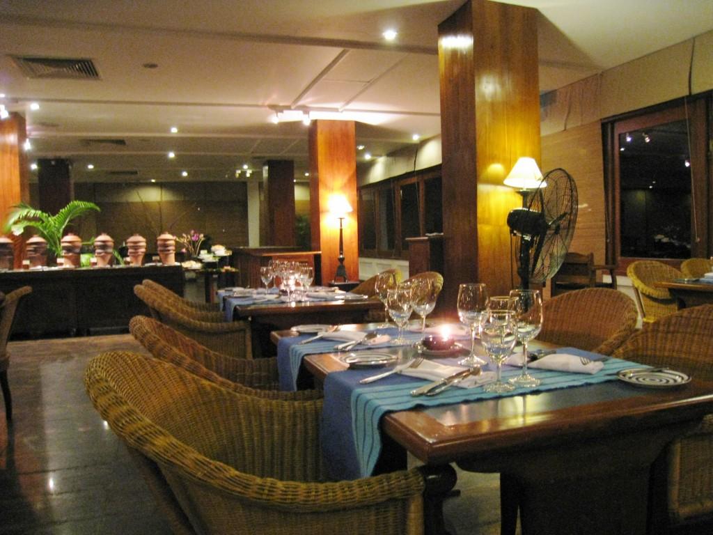 ジェットウイング・ライトハウスのレストラン