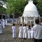 コロンボのガンガラマ寺院