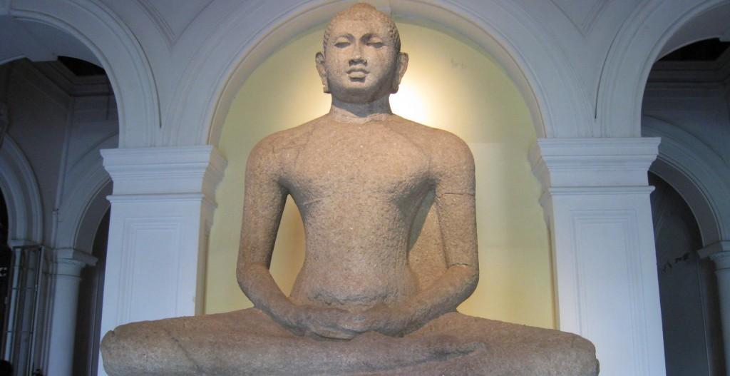 コロンボの国立博物館 仏像