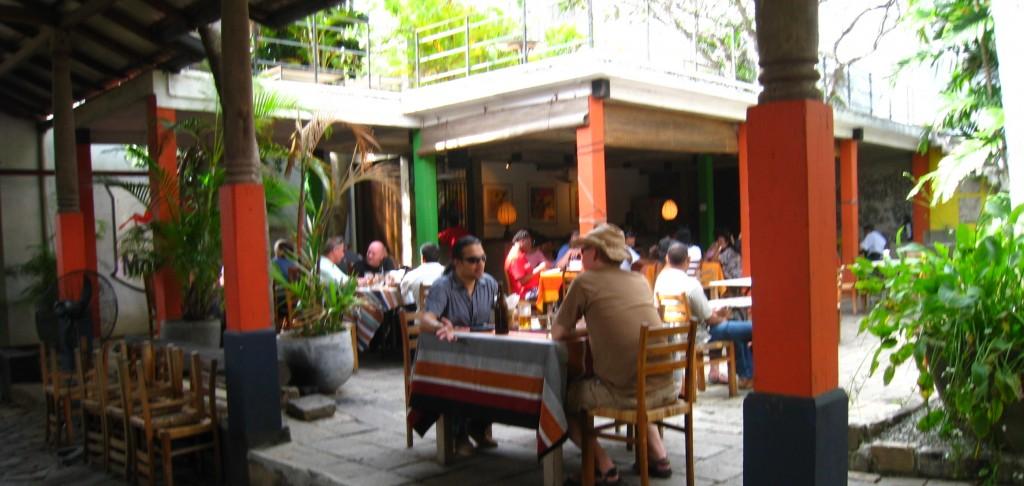 コロンボのパラダイスロード・ザ・ギャラリーカフェ