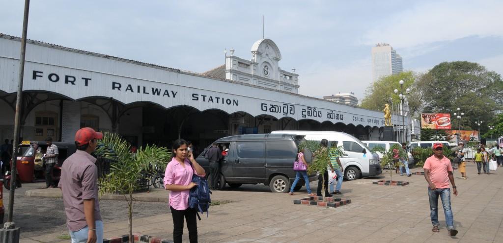 コロンボフォート駅