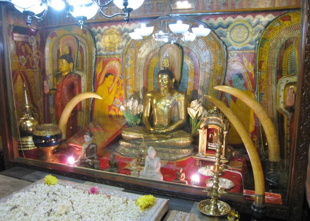 キャンディの仏歯寺