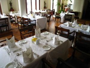 マウントラヴィニアホテルのレストラン