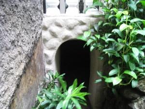 マウントラヴィニアホテルの秘密のトンネル