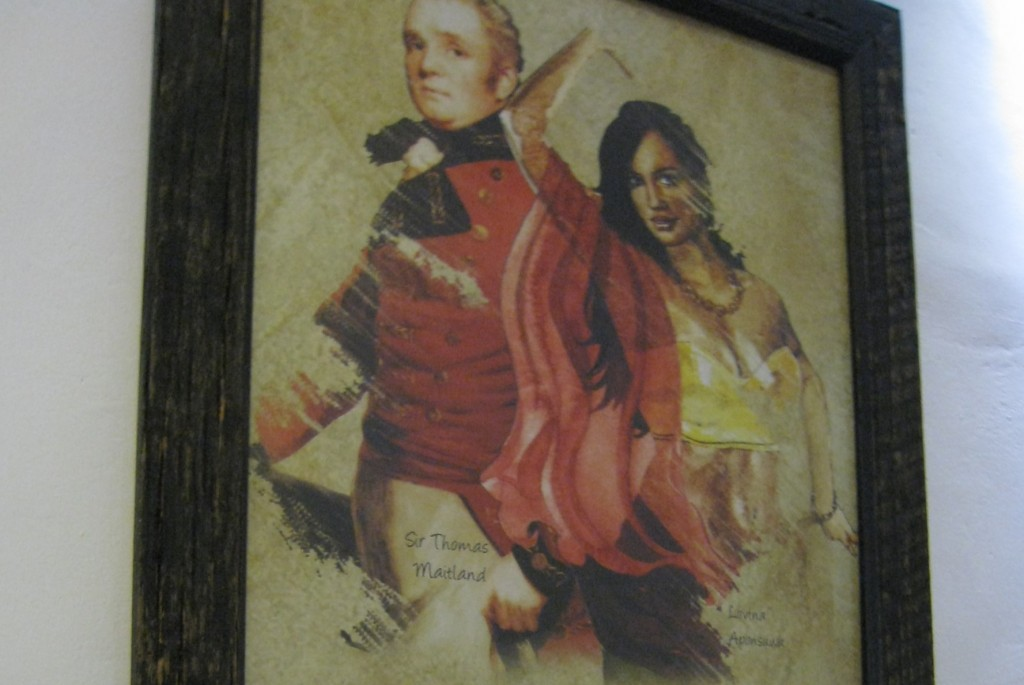 ラヴィニアと提督