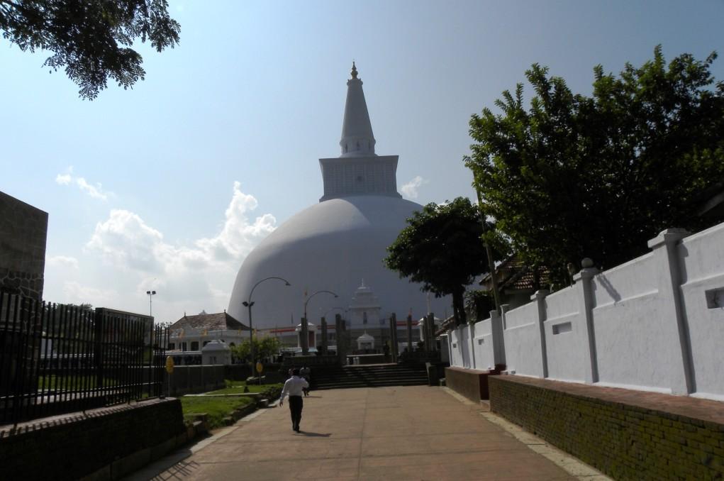 ルワンウェリサーヤ大塔