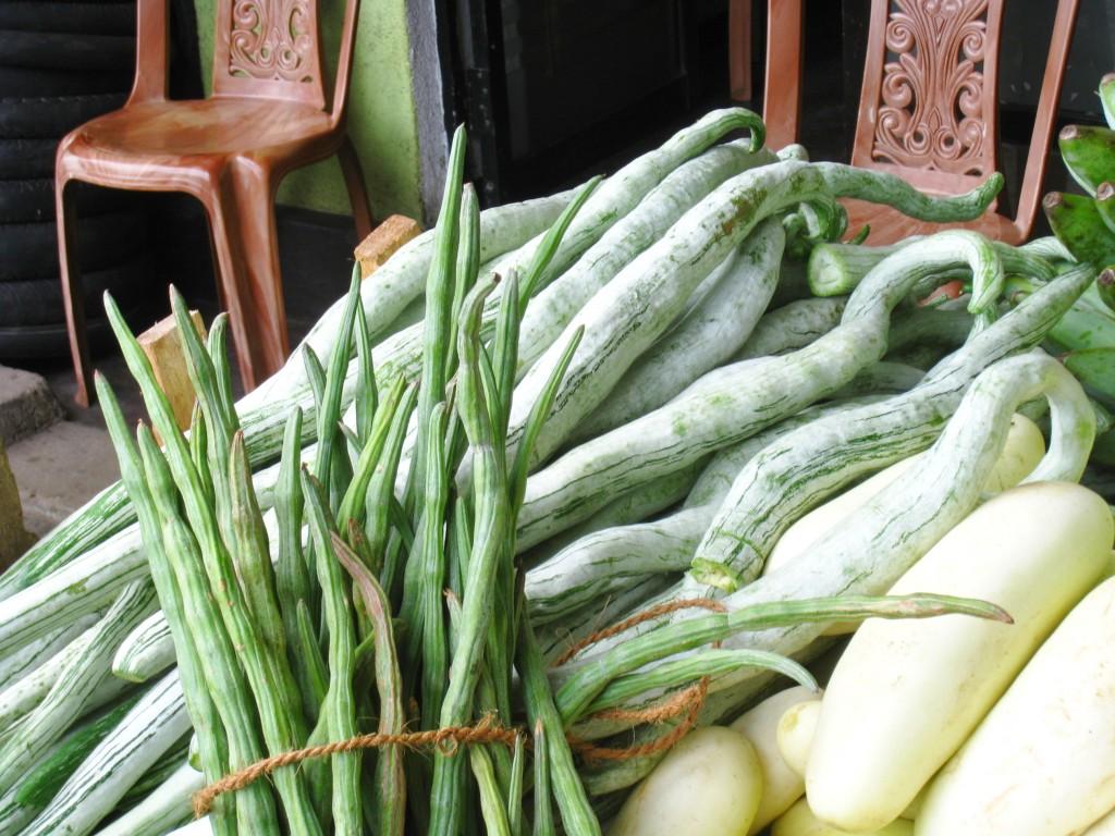 八百屋の野菜