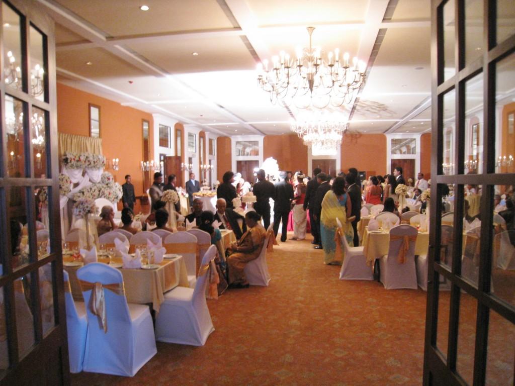 スリランカの結婚式