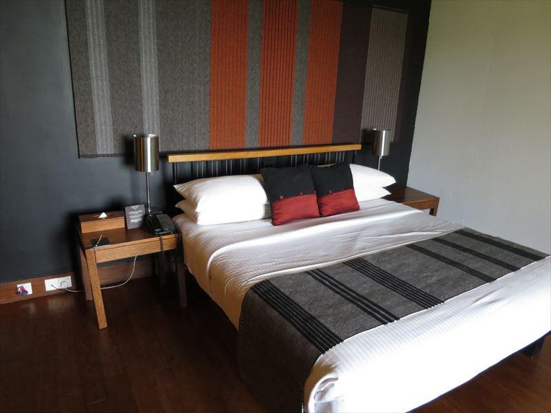 ヘリタンス・カンダラマのベッド