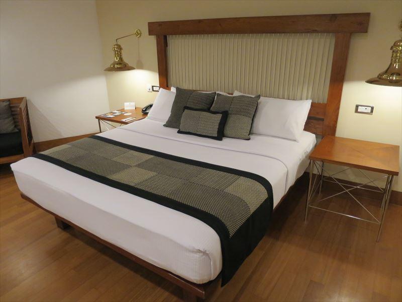 ヘリタンス・アフンガラのベッド