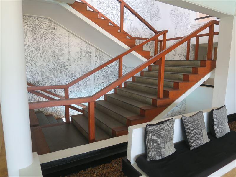 ヘリタンス・アフンガラの階段