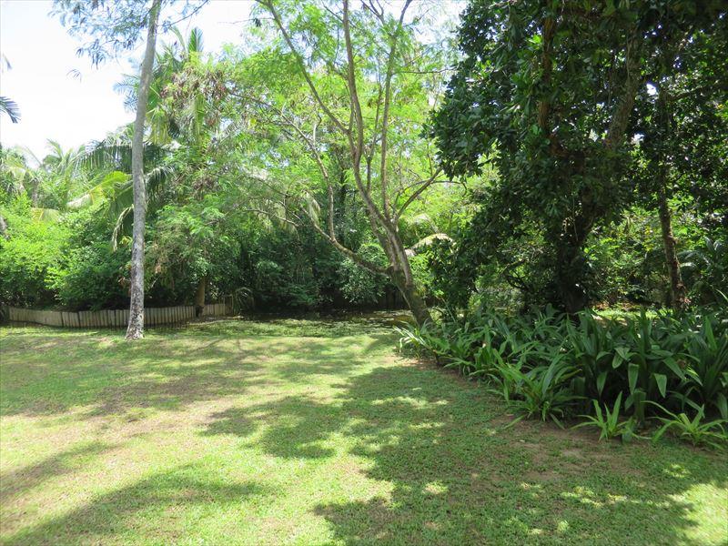 ヘリタンス・マハゲダラの庭