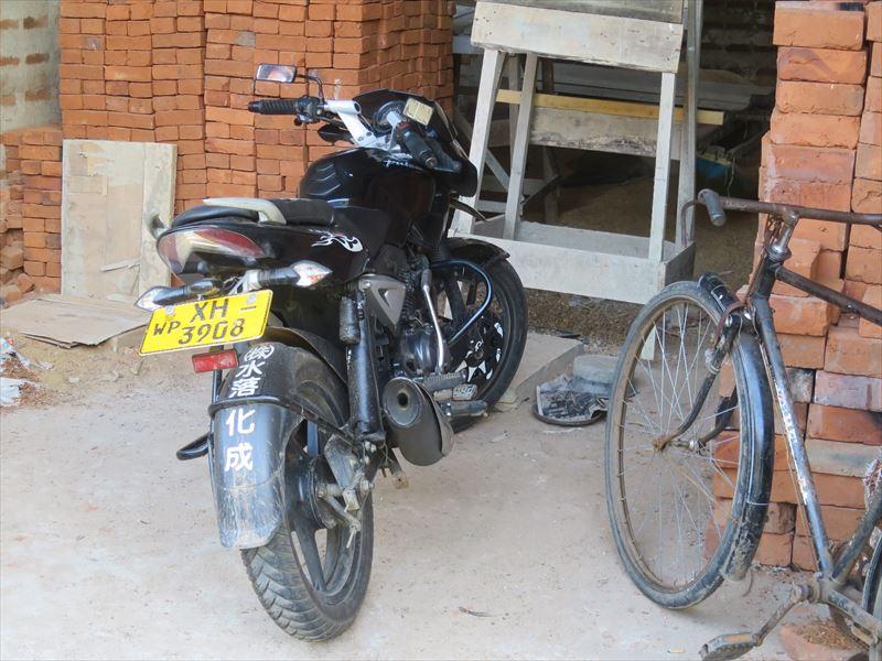 日本のバイク