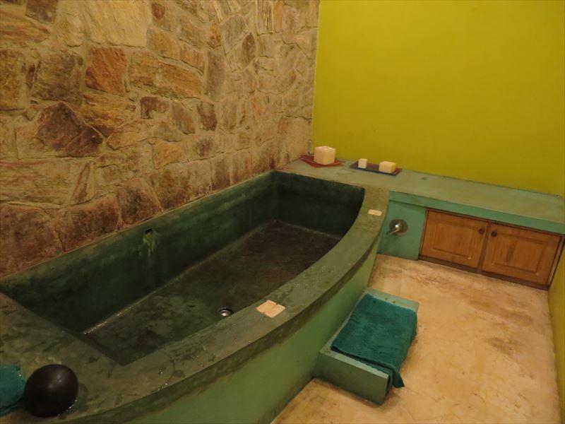 ハーバルバス用の浴槽