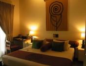 ホテル・シギリヤの室内