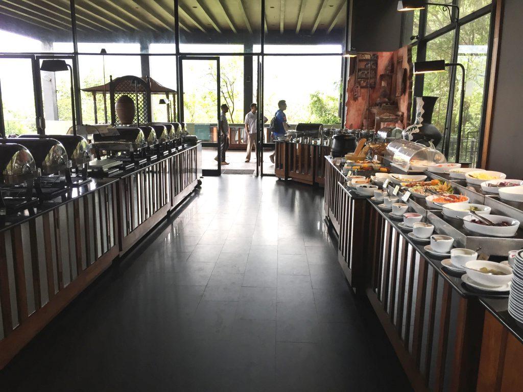 ヘリタンス・カンダラマ レストラン