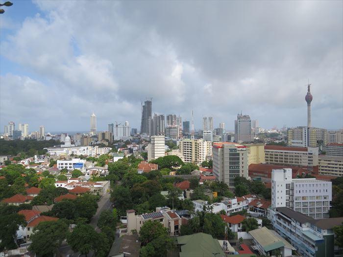 コロンボの街