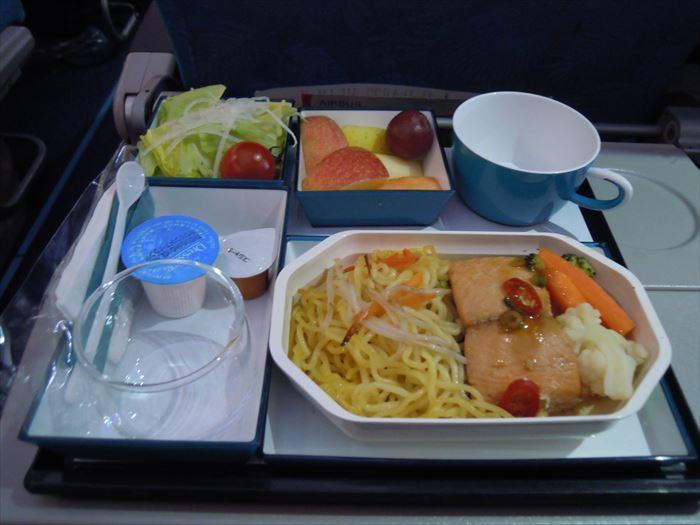 スリランカ航空 機内食
