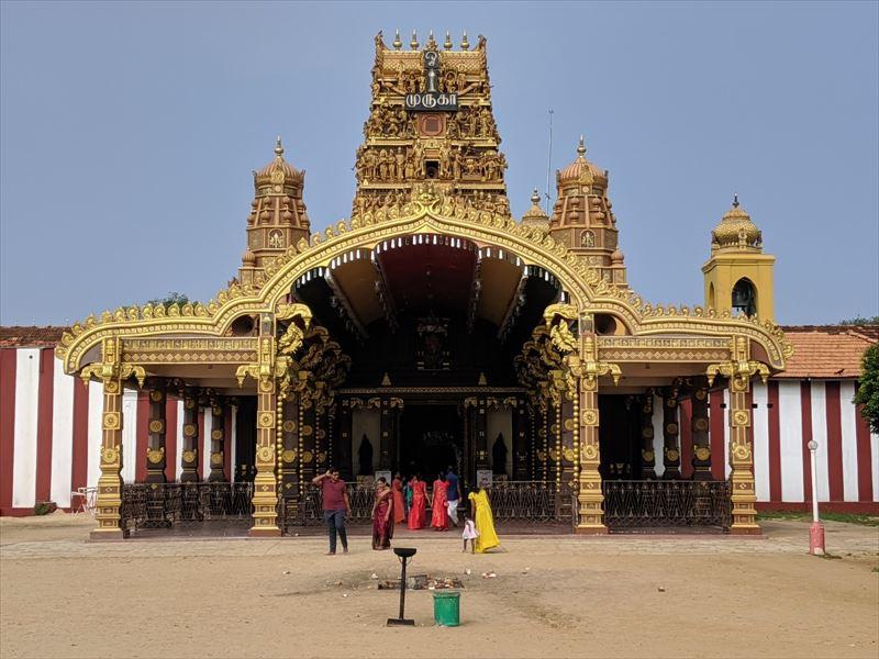 ナッルール・カンダスワミ寺院