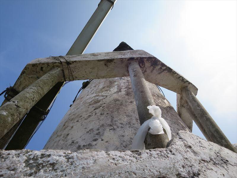 アンブルワワ寺院の登れる限界