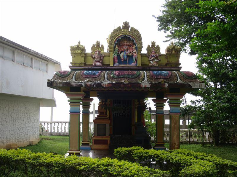 アンブルワワのヒンドゥー教寺院