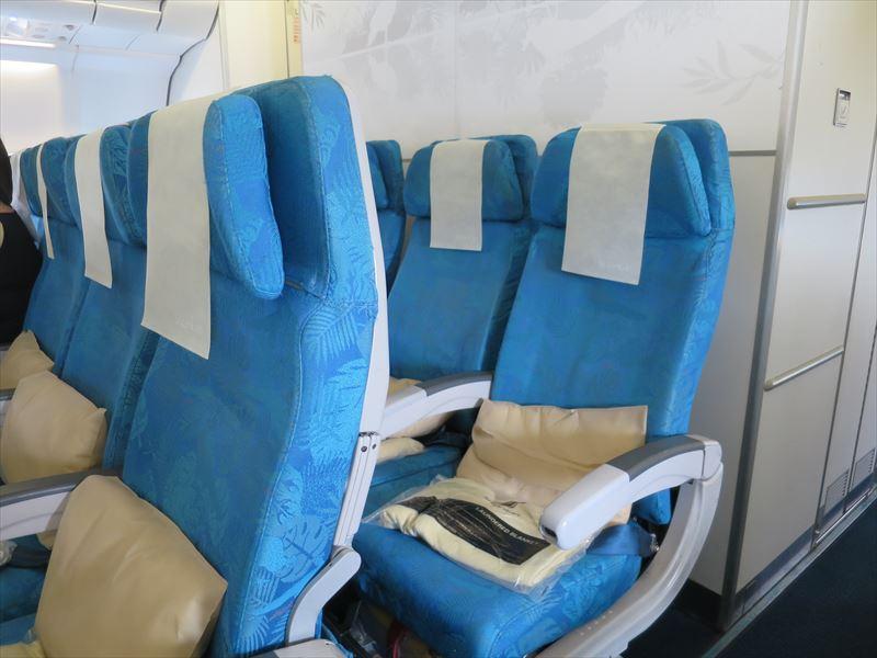 スリランカ航空エコノミークラス